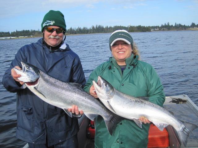 Rob & Lisa Siuslaw Silvers