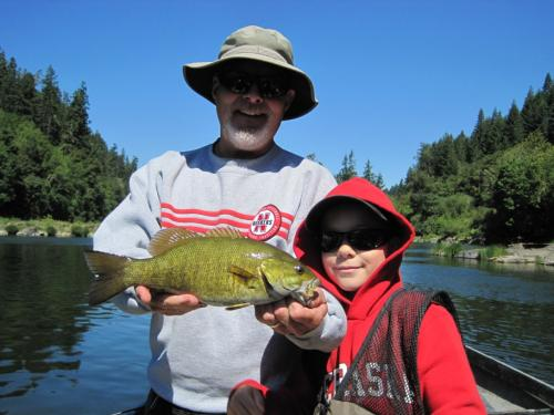 Smallmouth Bass - Umpqua