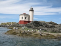 Bandon Light House - Coquille Mouth (2)