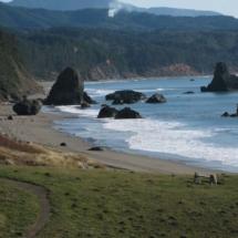 Battle Rock Beach - Across from Mote (2)