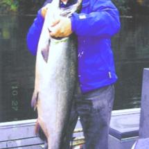 Monster Fall Chinook - Siletz River - Jack Chapman